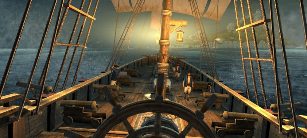 Ubisoft Updates Assassin's Creed: Pirates and Goes Free