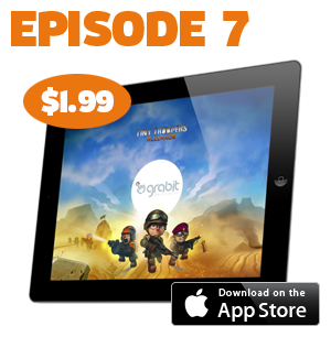 Grab It iPad Magazine Indie Games Episode 6 out now