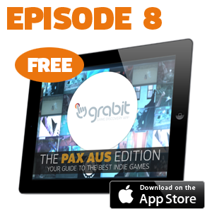 Grab It iPad Magazine Indie Games Episode 8 out now